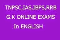 tnpsc online exam (in English)-Aptitude and Mental Ability Test Part-05