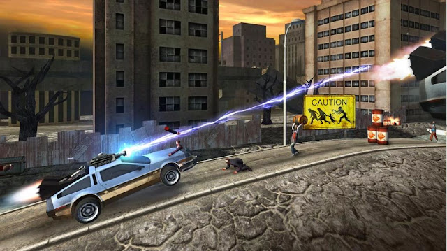 Zombie Derby 2 Full MOD APK Unlimited Money Gratis Terbaru