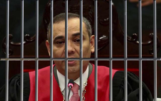 El Magistrado Carterista Maikel Moreno ya tiene sanciones en 40 países del mundo