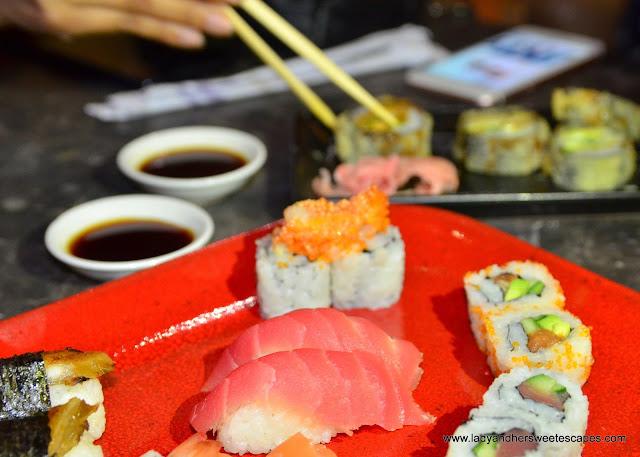 Vii Signature Sushi Platter
