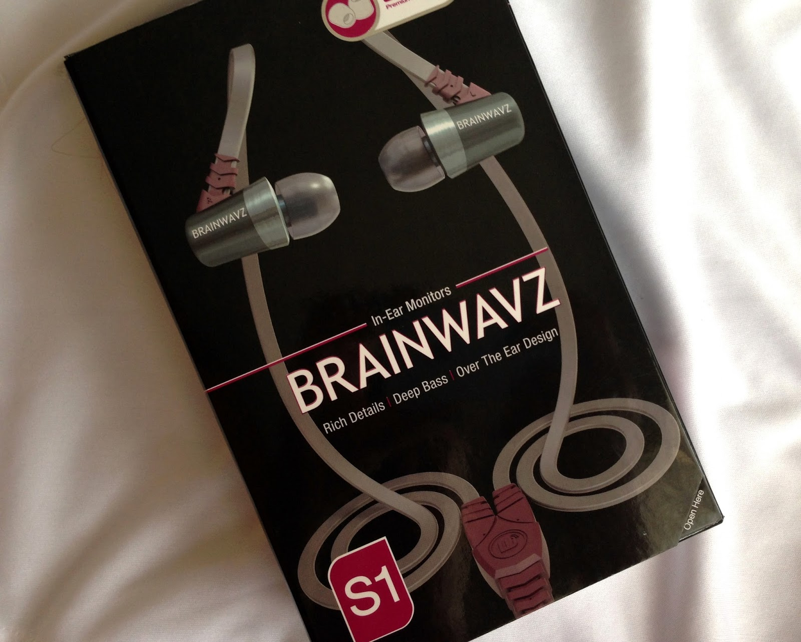 Brainwavs S1 Headphones
