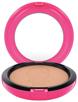 MAC Good Trolls beauty powder glow rida