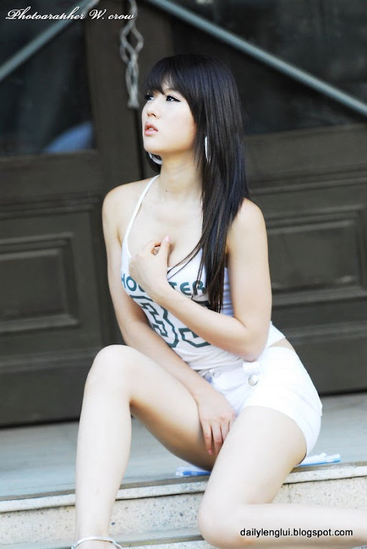 Most Beautiful Korean Girl Hd Wallpaper Model Hwang Mi Hee Top World Pic