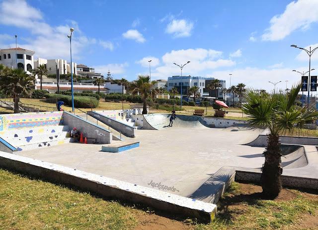 Skatepark Casablanca