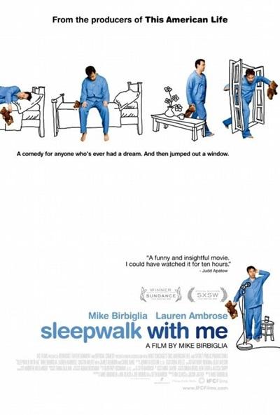 Sleepwalk with Me DVDRip Subtitulos Español Latino Película 2012