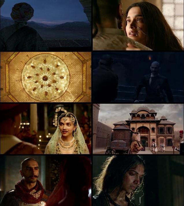Bajirao Mastani 2015 Hindi 720p BluRay