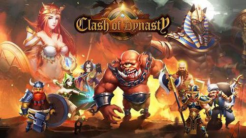 Download Gratis game Clash of Dynasty