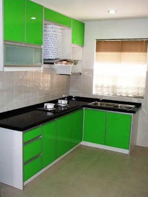 Desain Meja Dapur Dari Kaca Fiberglass Untuk Rumah Minimalis 2