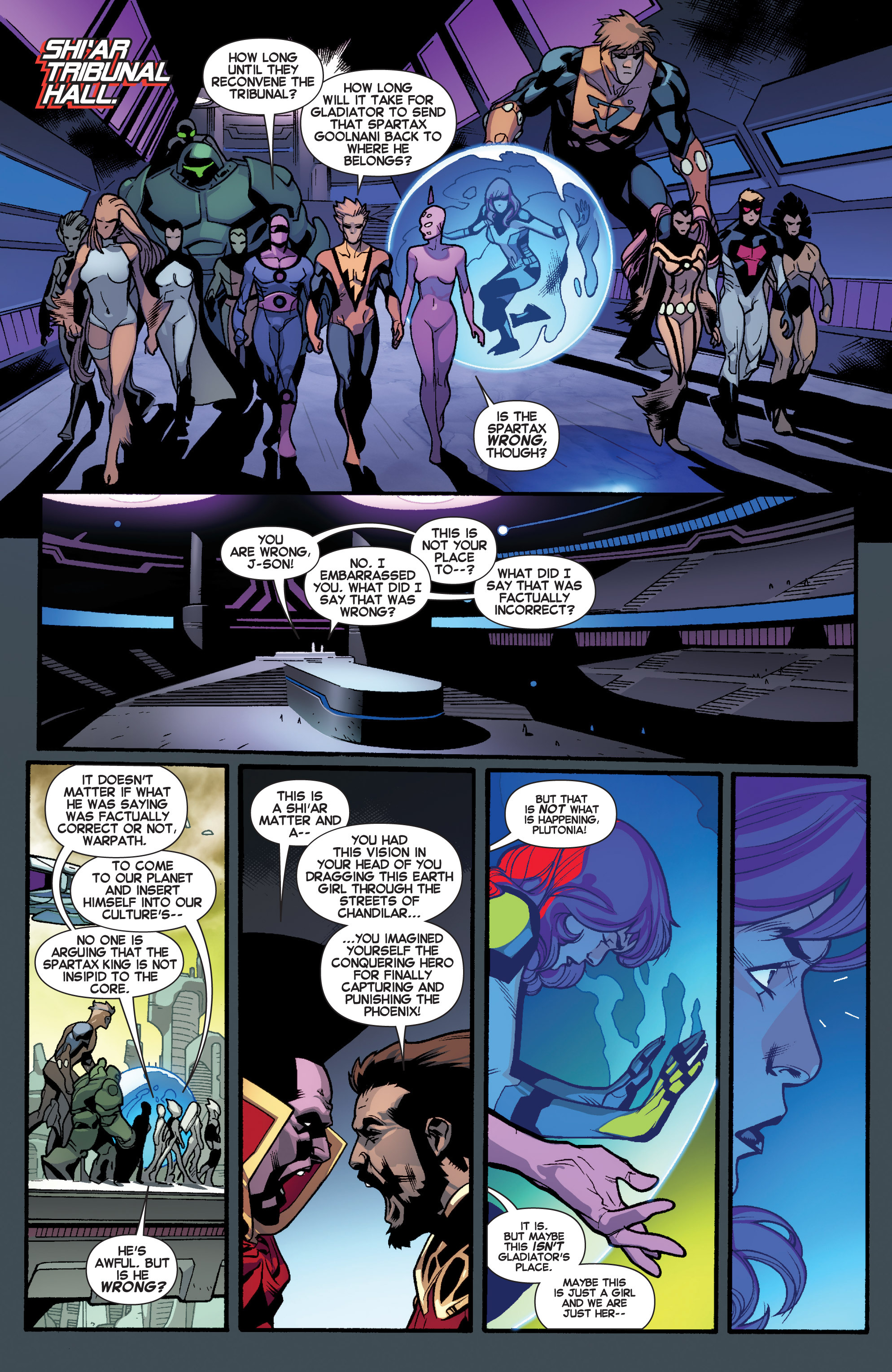 Read online All-New X-Men (2013) comic -  Issue #24 - 8