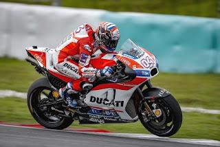 Hasil MotoGP San Marino: Dovizioso Juara, Rossi Finis Ketujuh