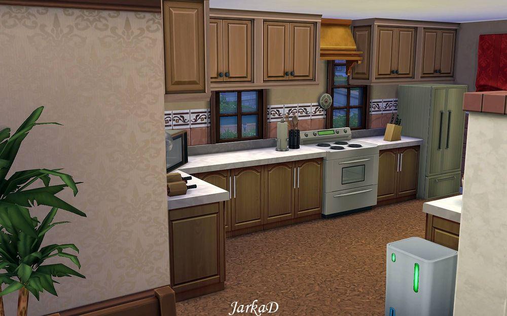 บ้านสวยๆ น่ารักๆ The Sims 4 house The Sims 4