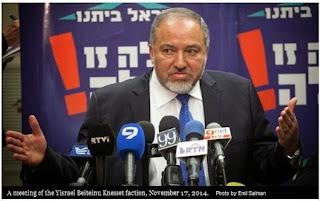 Ο υπουργός Άμυνας του Ισραήλ Αβίγκντορ Λίμπερμαν