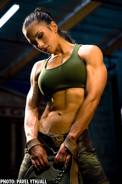 Sexy Muscled Women 56