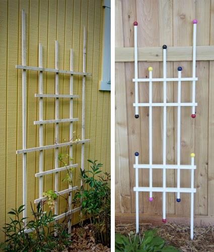 Stockade S Blog Feature Product Garden Trellis Plans
