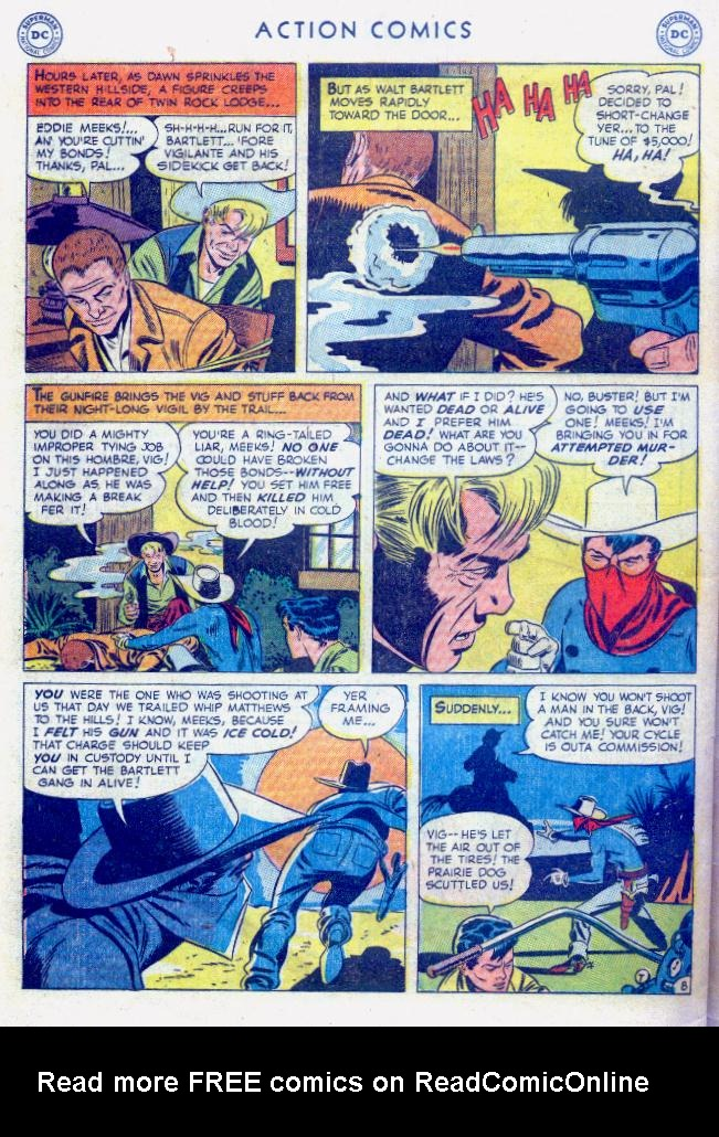 Read online Action Comics (1938) comic -  Issue #159 - 46