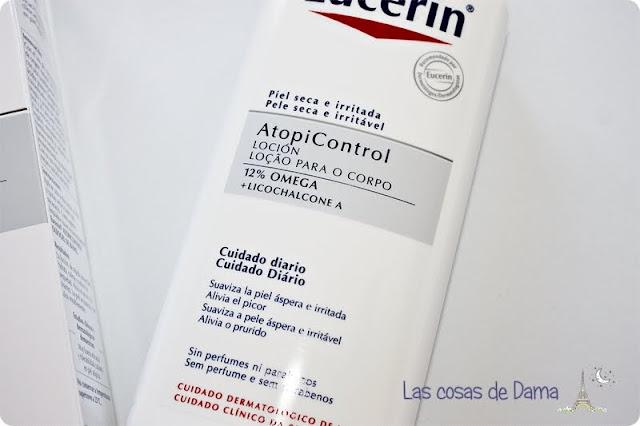 Eucerin Atopi Control dermatitis atópica atopia