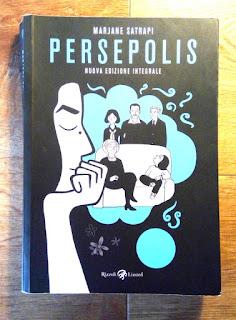 Copyrights Persepolis Marianne Satrapi