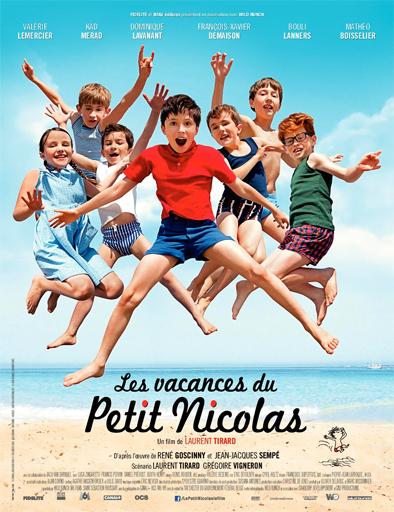 Ver Les vacances du petit Nicolas (2014) Online
