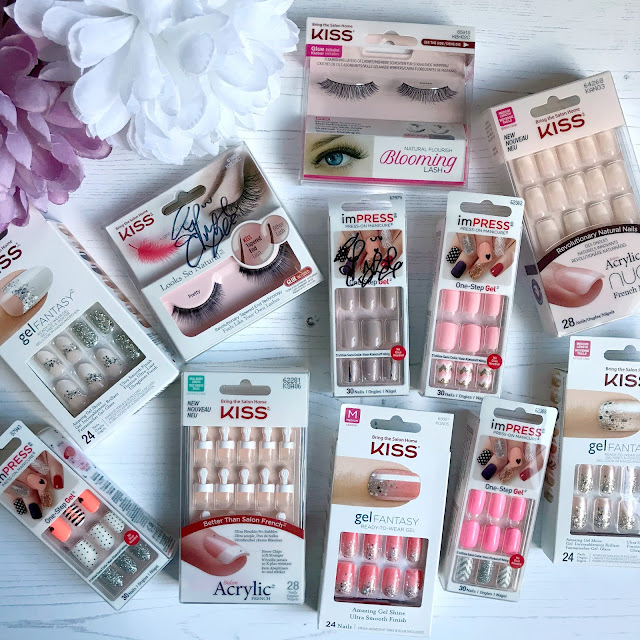 Giveaway - Nails And Lashes From Kiss - Plus Two Signed Items By Pixie Lott