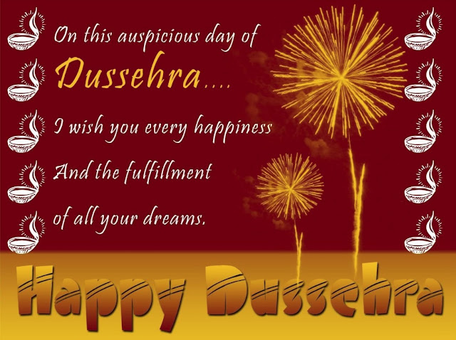 Best dussehra wishes sms messages for whatsapp facebook happy happy dussehra quotes m4hsunfo