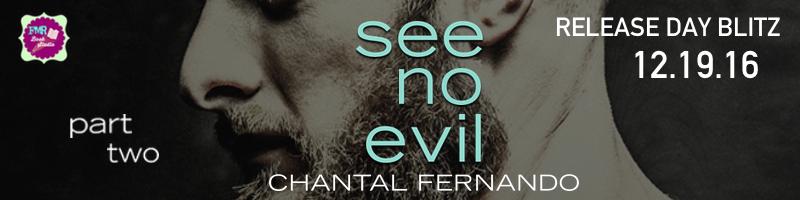 Mrsleifs Two Fangs About It See No Evil Part Two By Chantal Fernando
