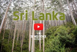 Sri Lanka Reisen einen Monat durch die Perle Indiens. Die Wegsucher Arkadij und Katja auf Rundreise.