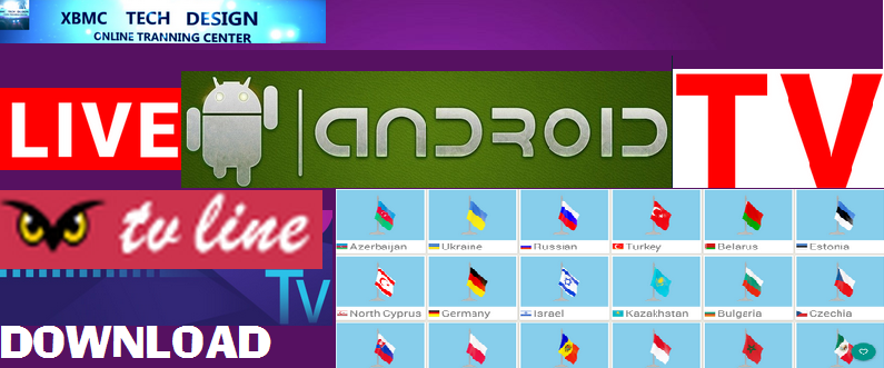 DOWNLOAD FREE ANDROID TV LINE APP-IPTV ON ANDROID - XBMC
