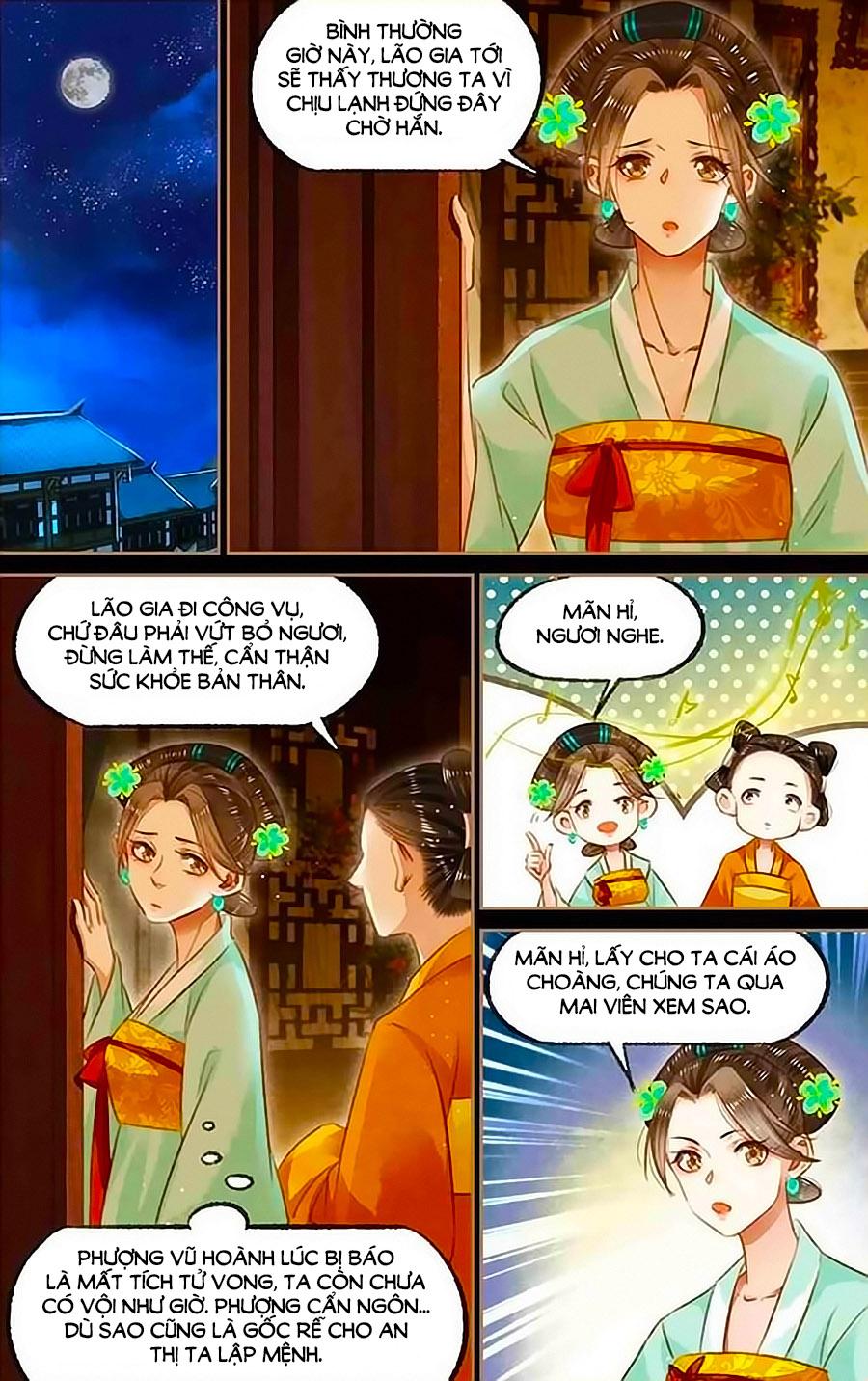 Thần Y Đích Nữ chap 115 - Trang 6