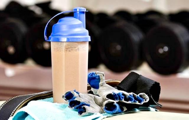 Se puede tomar el batido de proteínas varias veces al día. Descubre cuándo