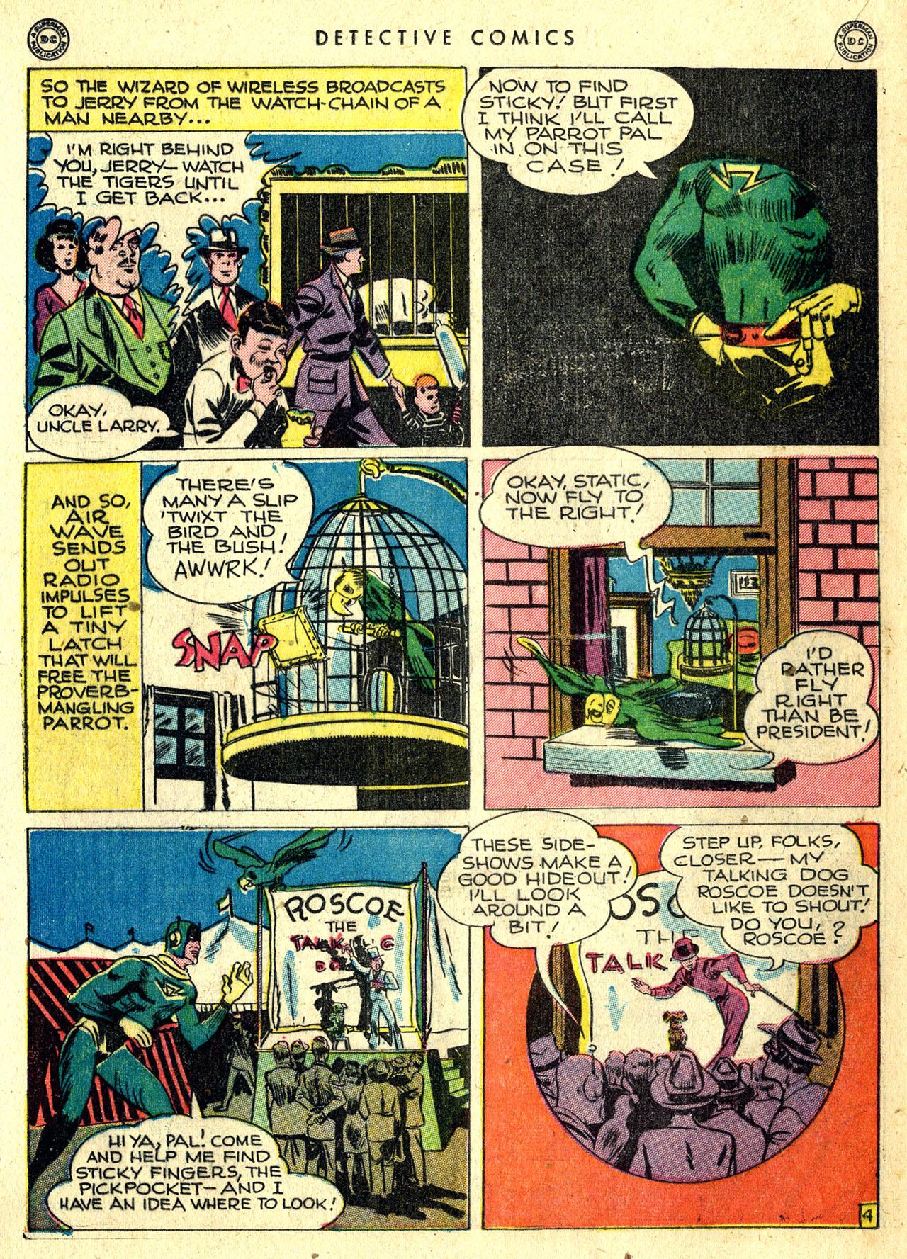 Read online Detective Comics (1937) comic -  Issue #119 - 28