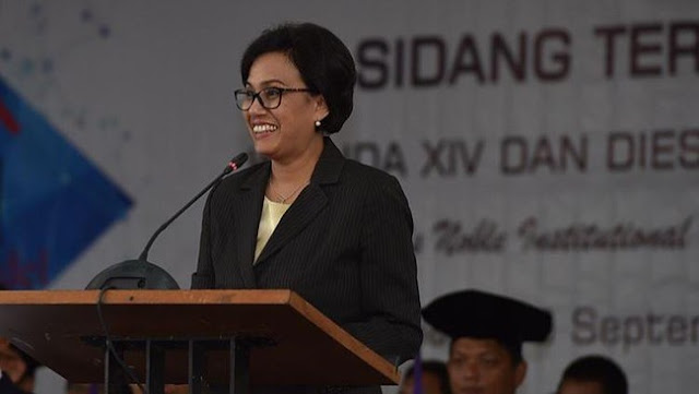 Bikin Melongo! Ini Daftar Penghargaan dan Prestasi Sri Mulyani yang sering Diolok-olok Haters Jokowi