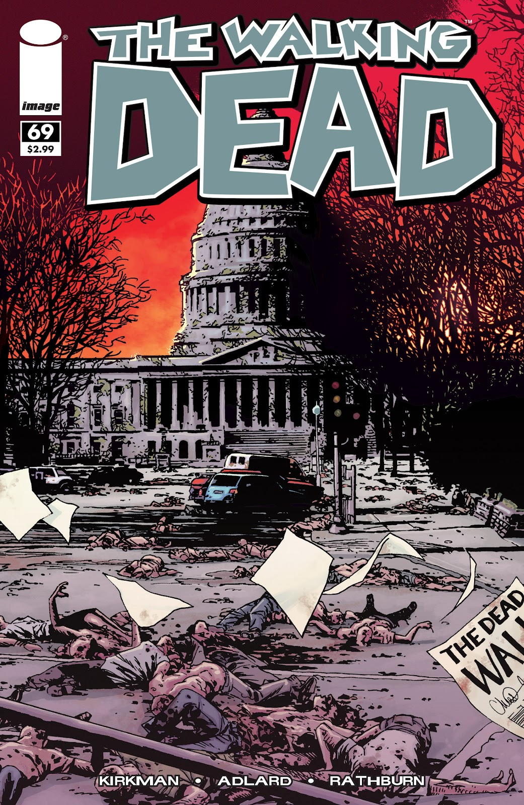 The Walking Dead issue 69 - Page 1