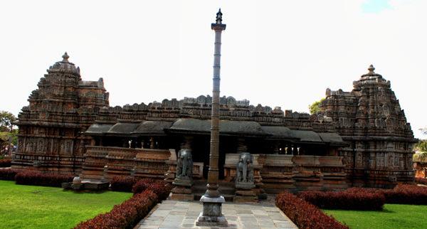 Veeranarayana Temple Belvadi