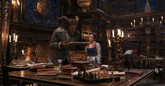 Random Thoughts: <i>Beauty and the Beast</i>, or This Isn't the Last of Disney's Animation-to-Live Action Adaptations