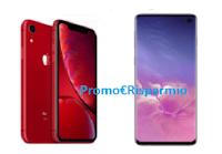 Logo Vinci gratis un iPhone XR o un Samsung S10e a tua scelta