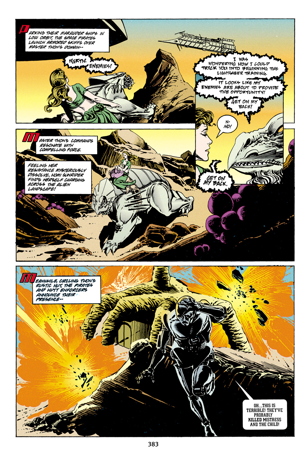 Read online Star Wars Omnibus comic -  Issue # Vol. 4 - 371