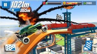 Hot Wheels Race Off Mod Apk Full Speed