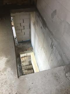 Алмазная прорезка проемов в плитах перекрытия из бетона