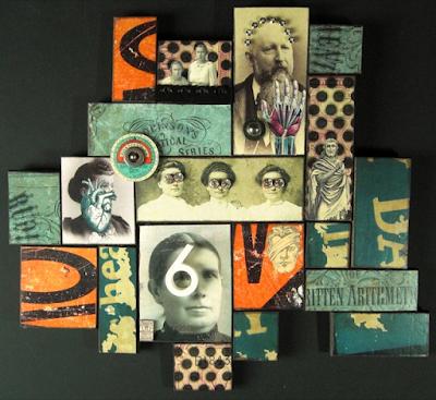 Greg Hanson, Collage Quilt