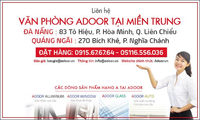 cửa kính cường lực tại Đà Nẵng