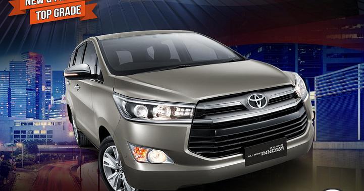 Perbedaan All New Kijang Innova G Dan V Agya 1.2 Trd Silver Spesifikasi Lengkap Toyota Tipe Q ...