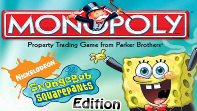 Download Monopoly SpongeBob SquarePants PC Games