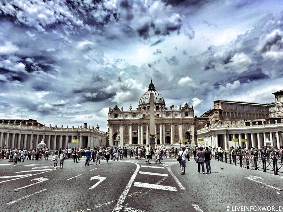 Vatican City (Vatikán)