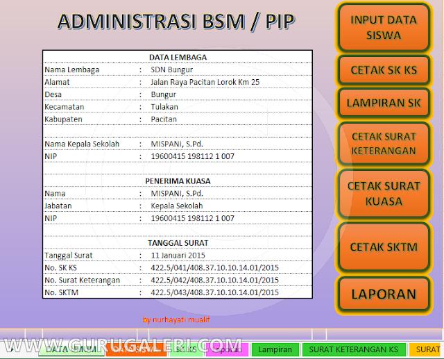 Aplikasi BSM/PIP 2016