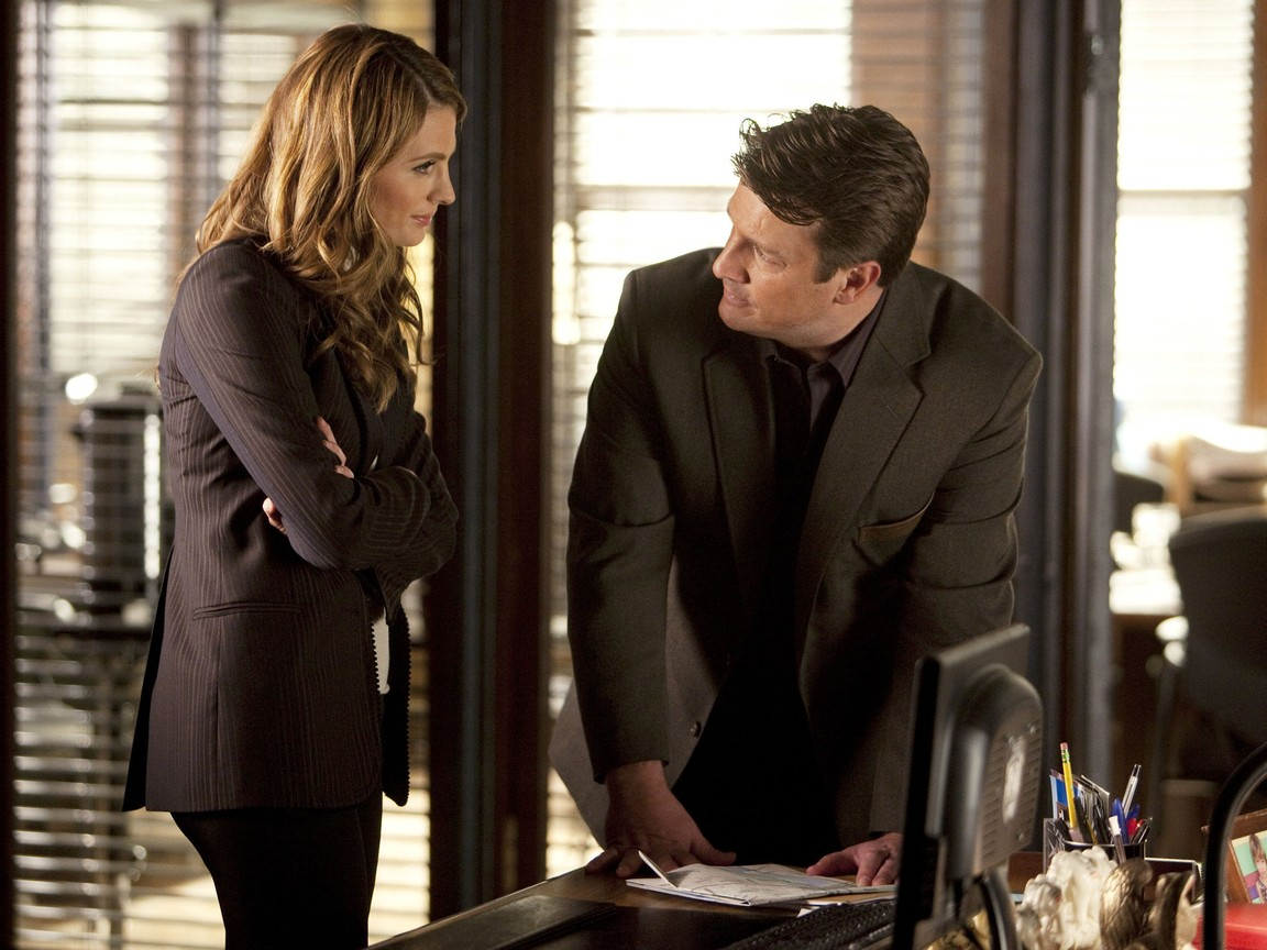 Castle - Season 4 Episode 21: Headhunters