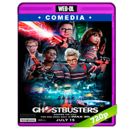 Ghostbusters (2016) WEB-DL 720p Audio Ingles 5.1 Subtitulada