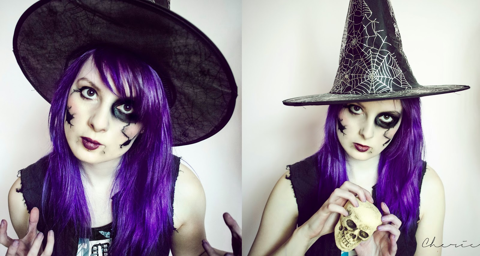 Witch makeup ideas
