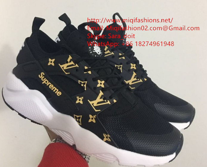 nike huarache louis vuitton,customize Supreme LV Huarache,gucci custom nike  huarache ultra , cheap huarache from China