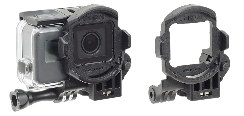 Inon News Compatibility With Gopro Hero6 Black