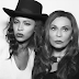 Beyonce and Mum beautiful at Kelly Rowland's 35th birthday party